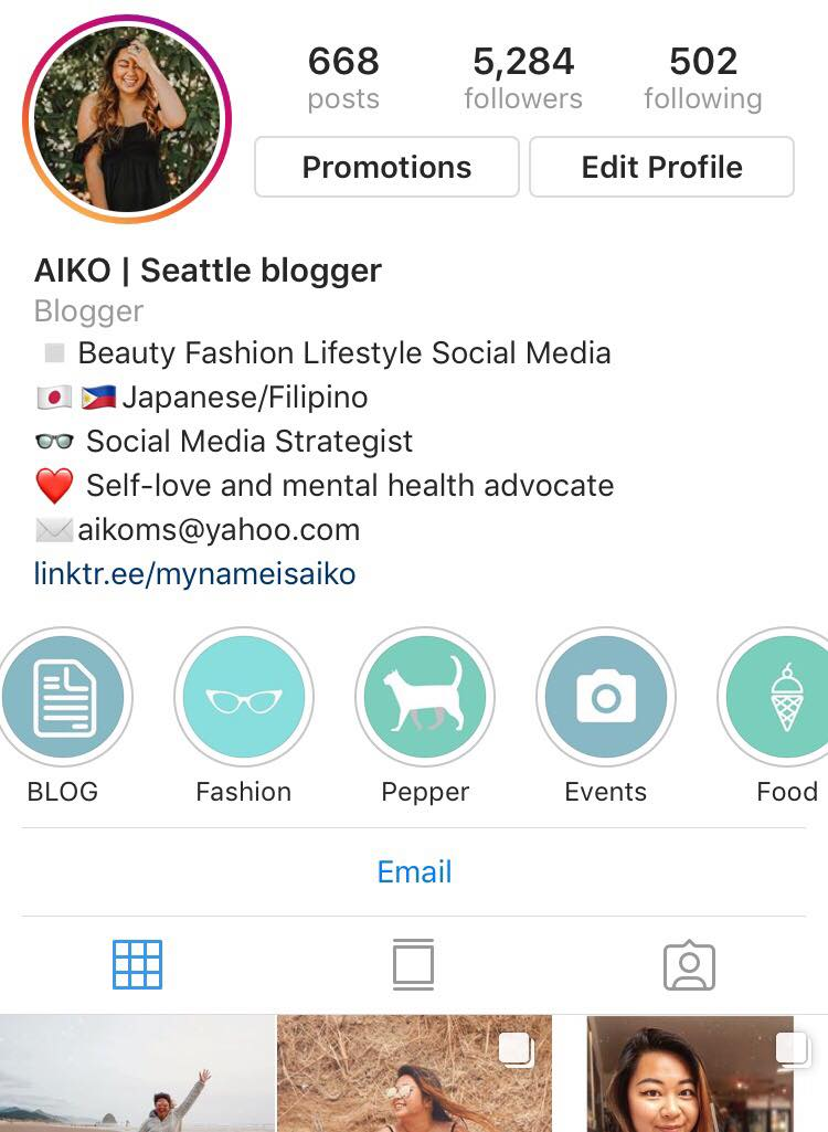 How to Create Instagram Story Highlights – My Name is Aiko